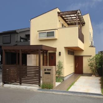 26.茨木の家