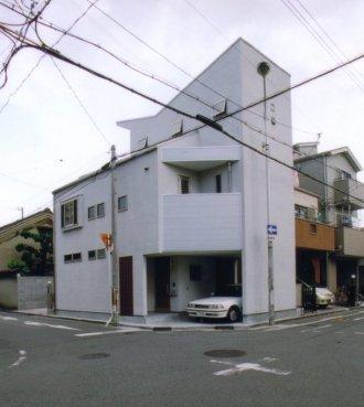 09.堺九軒町の家