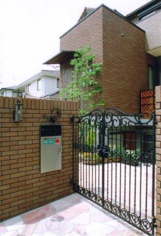 10.夙川の家