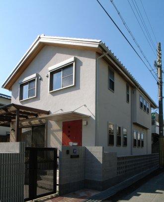17.和歌山 紀三井寺の家