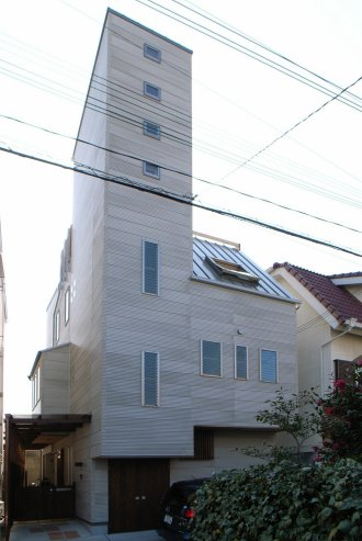 19.和歌山 鷹匠町の家